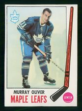 MURRAY OLIVER 1969-70 TOPPS 69-70 NO 52 VGEX+  35077