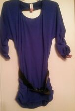***ON SALE***Junior/Women's Nobo Dolman Belted Shirt Size M 7-9 NWT