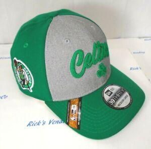 Boston Celtics Men's New Era 39THIRTY M/L Draft Series Cap Hat