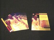 1997 USBL Basketball Card Lot - Wes Matthews - Sarasota, FL / U of Wisconsin