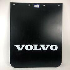 "VOLVO 3945498 MUD FLAP BLACK VOLVO LOGO 3/16""X 24""X 30"", SUPER DURABLE POLYMER"