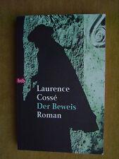 """""""Der Beweis"""" von Laurence Cossé"""