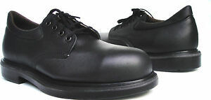 New Red Wing Men's Steel Toe Safety  4408  Oxford  work shoes sz 7.5E3 made USA