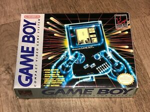 Nintendo Game Boy System Box Only OEM Authentic