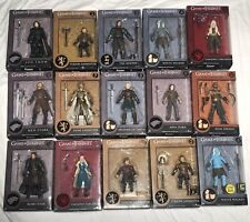 Game of Thrones Legacy Collection Complete Set Action Figures Funko 15 W Extras