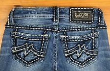 Miss Me Jeans Sunny Bootcut Size 25 Women's Stretch