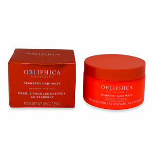 Obliphica Professional Seaberry Fine to Medium Mask, 8.5 oz.