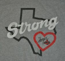 t-shirt xlarge chuys tex mex texas strong 23 inches pit to pit