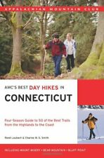 AMC's Best Day Hikes in Connecticut: Four-Season Guide to 50 of the Best Trails