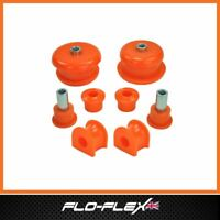 Ford Puma 64x18mm Front Wishbone Bushes with Anti Roll Bars in Poly Flo-Flex