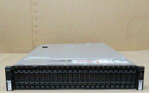Dell PowerEdge R730xd 10-Core E5-2660v3 2.6GHz 128GB Ram 26Bay HDD 2x300G Server