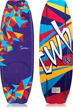 NEW $425 LIMITED EDITION CWB Sapphire 140cm Womens Wakeboard water skiing ladies