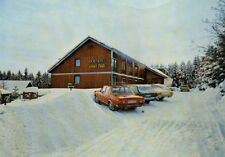 38707 Clausthal-Zellerfeld - Schulenberg  Sporthotel  1975  mit Mercedes