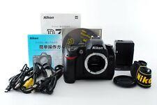 Nikon D D70s 6.1MP Digital SLR Camera Body w/Strap 1500shot [Exc+++]Japan 720247