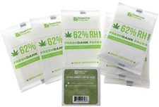FreshDank 62-Percent RH Humidity Packs (10 Pack at 8 Grams), Best 2-Way Control