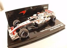 Minichamps Mc Laren Mercedes MP4/21 2006 Raikkonen #3 Team edition 1/43 MIB