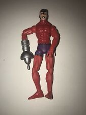 "MARVEL BLACK PANTHER 6"" Hasbro 2012 The KLAW Red Action Figure Loose"