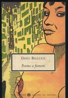 DINO BUZZATI - Poema a Fumetti -MONDADORI dedica