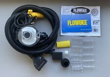 Flowbee Hair cutting System with Super Mini Vac Oil Guards Booklet Very Nice
