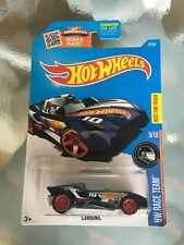 New in Box Hot Wheels Showdown Carbonic HW Race Team with Real Rider Wheels