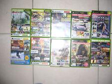 lot jeux video demo xbox premiere generation
