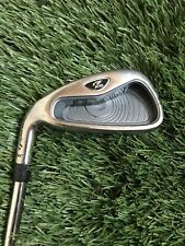 "TaylorMade rac R7 XD 6 Single Iron 38"" Regular Flex Steel - LEFT HAND - FROM SET"