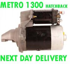 MG METRO 1300 HATCHBACK 1982 1983 1984 1985 1986 > 1990 STARTER MOTOR