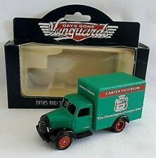 LLEDO DAYS GONE VANGUARDS 30CWT BEDFORD DIECAST VAN  CANADA DRY BOXED 59001