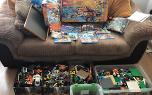 Huge Lego Bundle , Job Lot Collection And Lots Of Minifigures
