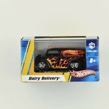 Dairy Delivery - Hot Wheels 1:87 Scale - New in Box