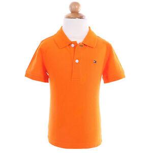 Tommy Hilfiger Children Little Boy Baby Toddler Short Sleeve Polo Shirt -$0 Ship