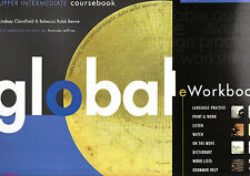 Macmillan GLOBAL Upper Intermediate COURSEBOOK +Online book + eWorkbook Pack NEW