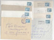 Decimal Used Postal History Stamps