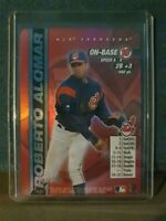 2000 MLB Showdown Roberto Alomar #126 Indians 1st Edition