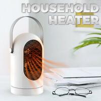 Portable Creative Electric Heater Hot Wind Mini Cartoon Heater Desktop Home Fan