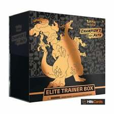 Pokemon Champions Path Elite Trainer Box | Sword & Shield 3.5 New and Sealed TCG
