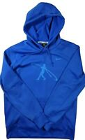 Mens Nike Swingman DriFit Hoodie Griffey, Jr Size Medium blue