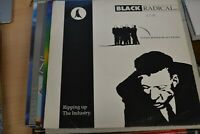 "Black Radical MKII ‎– Ripping Up The Industry  12"" SINGLE  MANGO RECORDS 12MN764"
