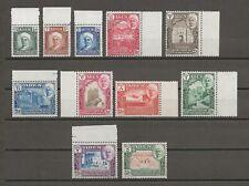 More details for aden/hadhramaut 1942-46 sg 1/11 mnh cat £70