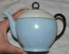 Vintage Victoria Crown Czecho-Slovakia Czech Tea Pot