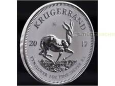 Silver moving Krugerrands 1 OZ Silver South Africa South Africa PU 2017