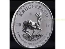 Silver Krugerrand Krügerrand 1 oz Silber Südafrika South Africa PU 2017