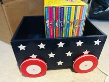 great little trading company Book Cart