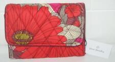 VERA BRADLEY Bohemian Blooms Print Riley Compact Wallet *NWT*