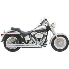 Vance & Hines Longshots Original 86-06 Harley Softail Chrome - 17811