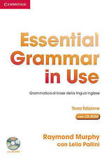 Essential Grammar in Use Book without Answers with CD-ROM Italian Edition: Gramm