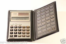 Rare Vintage Casio fx-451M Solar Power Scientific Calculator