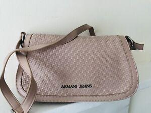 Armani Jeans  Shoulder Bag  100% Genuine