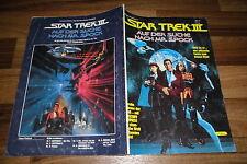 STAR TREK III -- AUF der SUCHE nach Mr. SPOCK // Ehapa Filmband  # 7 / 1984