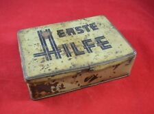 GERMAN WWII WEHRMACHT MEDICAL BOX CONTAINER OF CAR FIRST AID RARE MEDIC